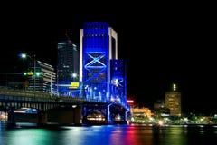 Jacksonville, la Floride Photographie stock