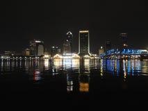 Jacksonville nabrzeże Obraz Stock