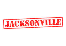 JACKSONVILLE Royalty Free Stock Photo