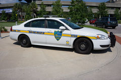 Jacksonville Sheriff's Office Police Car Royalty Free Stock Images