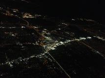 Jacksonville von de sky Lizenzfreies Stockbild