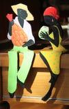Jacmel artists Stock Photo