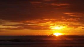 Jaco海滩哥斯达黎加 免版税库存照片