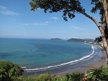 Jaco Beach Costa Rica Fotografía de archivo
