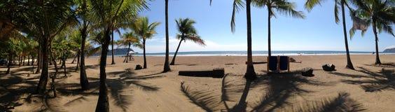Jaco Beach Panorama Stock Image