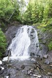 Jacob`s Falls. On a beautiful summer day Royalty Free Stock Image