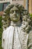 Jacobean雕象,威尼斯 免版税图库摄影
