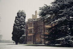 Jacobean Manor Royalty Free Stock Photo