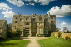 Jacobean Manor House Royalty Free Stock Photography