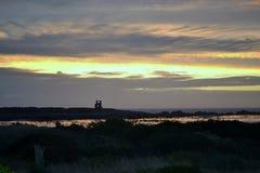 Jacobs Bay Sunset Royaltyfri Foto
