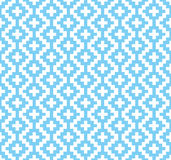 Jacquard pattern Royalty Free Stock Image