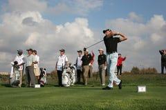 Jacquelin, cuvette de golf du monde, Vilamoura, 2005 Photos libres de droits