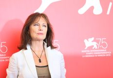 Jacqueline Bisset attends `Magic Lantern` Stock Photography