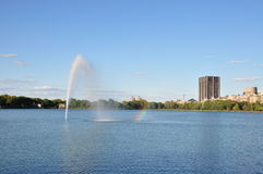 Jacqueline Kennedy Onassis Reservoir Stock Images