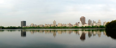 Jacqueline Kennedy Onassis Reservoir, Central park Royalty Free Stock Images