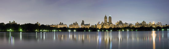 The Jacqueline Kennedy Onassis Reservoir Stock Image