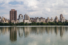 Jacqueline Kennedy Onassis Reservoir in Central Park,  NYC Stock Photos