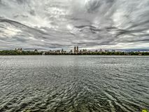 Jacqueline Kennedy Onassis Reservoir Central Park Reservoir Stock Photos