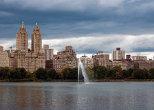 Jacqueline Kennedy Onassis Reservoir Stock Photos