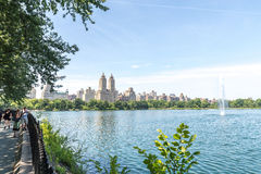 Jacqueline Kennedy Onassis Reservoir Royalty Free Stock Photography