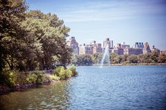 Jacqueline Kennedy Onassis Reservoir Stock Photography