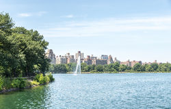 Jacqueline Kennedy Onassis Reservoir Royalty Free Stock Image