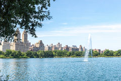 Jacqueline Kennedy Onassis Reservoir Stock Image