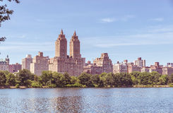 Jacqueline Kennedy Onassis Reservoir Royalty Free Stock Photo