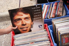 Jacques Brel Royalty Free Stock Photography