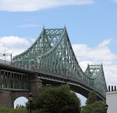 jacques cartier bridge Royalty Free Stock Images