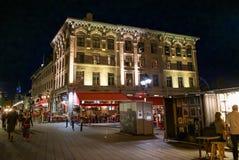 Jacques Cartier miejsce Fotografia Royalty Free