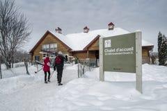 Jacques natury parka szalet Obrazy Stock
