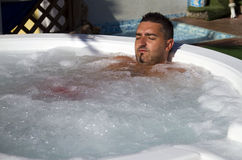 Jacuzzi Stock Images