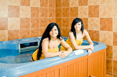 Jacuzzi Royalty Free Stock Image