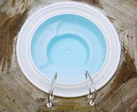 Jacuzzi Photographie stock