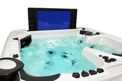 Jacuzzi Stock Photo