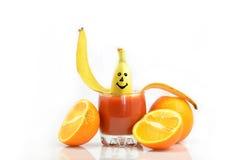 Jacuzzi for banana Stock Photography
