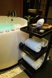 Jacuzzi Bath Stock Images