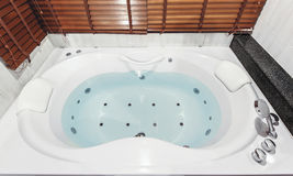 Jacuzzi bath tub Royalty Free Stock Image