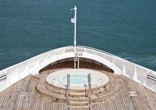 Jacuzzi on cruise ship. Nice Jacuzzi on cruise ship Stock Image