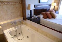 Jacuzzi. hot tub. bath. spa Royalty Free Stock Photos