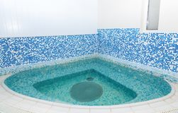 Jacuzzi  pool view sample Stock Images