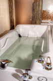 Jacuzzi Spa Bathtub Stock Photos