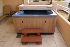 jacuzzi trajeto do Jacuzzi banheira banho tub Termas foto de stock