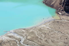 Jad jezioro Obrazy Stock