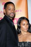 Jada Pinkett Smith, Jada Pinkett-Smith, Will Smith Royalty Free Stock Images