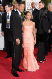 Jada Pinkett-Smith, Will Smith Stock Image