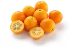 Kumquat, cumquat Zdjęcie Royalty Free