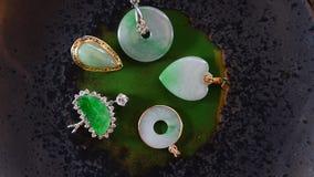 Jade birmano del jadite metrajes