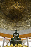 Jade Bouddha chez Dhammamongkol Photo stock